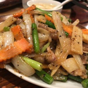 西友大森店のレストランフロアにある中華 翠珍にてボリュームたっぷり休日ランチをしてきました
