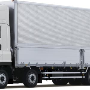マイプロフィールを紹介♪トラック野郎時代(10トンウィング車)!