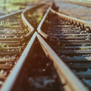 人生の列車は、これからどんどん細かく分かれていく
