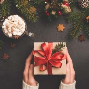 新しい時代を迎えるためにクリスマスプレゼント