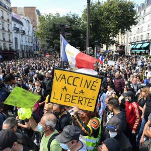 反対?賛成? ワクチン接種