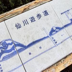 調布の仙川崖線をポタリング