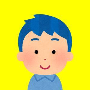 髪の毛「青色」に染めてる大学生だけど