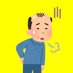 【コロナ速報】コロナ後遺症「三ヶ月後、頭がハゲて息切れするようになる」