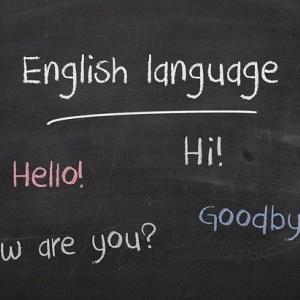 息子と一緒に英語を学ぶ