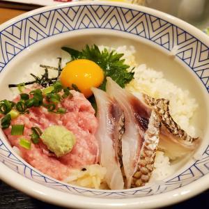 【夢庵】と【魚べい】~和食三昧~