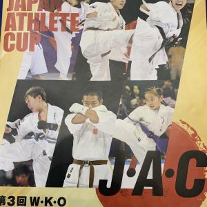 第3回W K O ジャパンアスリートカップ決勝大会