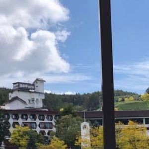 GoToトラベル 白樺リゾート 池の平ホテルに行ってきました