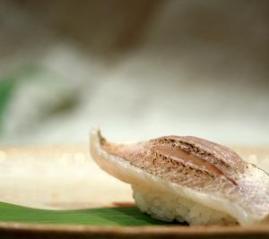 炙り甘鯛 握り寿司