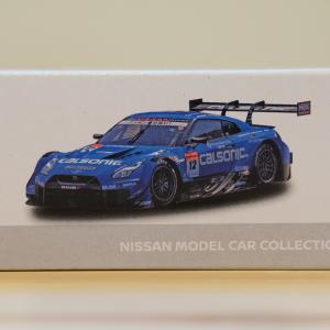 【トミカ】カルソニックインパル GT-R【ミニカー】