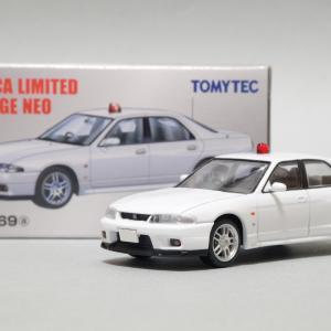 【トミカ】スカイラインGT-R オーテックバージョン 覆面パトカー【ミニカー】
