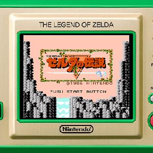 これは欲しい『ゲームウォッチゼルダの伝説』が発表!4タイトル収録