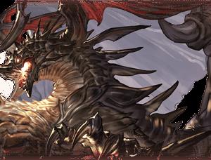 【グラブル】闇属性SSR召喚石: 神撃の竜の性能・評価・画像