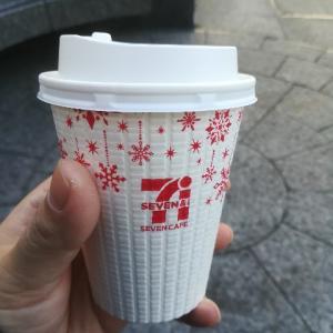 コーヒーを飲む4