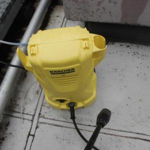ベランダの掃除には高圧洗浄機