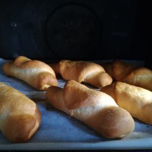 週末ベーカリー ~cookpad塩パン~