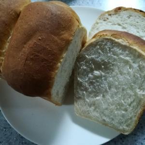 ライ麦食パンを作って天使の声を聞く