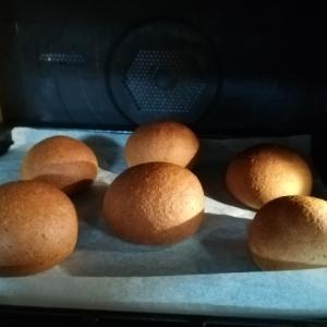 【美味】ライ麦丸パンを作ったら簡単だった