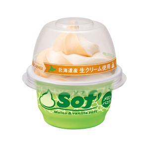 赤城乳業から「Sof'(ソフ) メロンバニラ」が6月1日(月)から全国で発売!