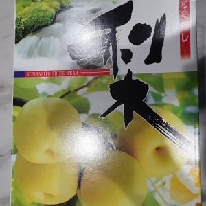ひと足早く、秋の贈り物【公開ダイエット】80w_day565(8/7)day566(8/8) 92.8(-0.2)kg