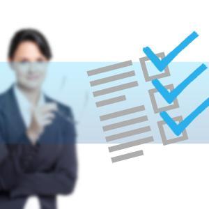 中小企業診断士 二次試験の得点開示方法と結果