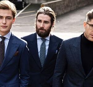 第一印象を変える!スーツスタイルの常識