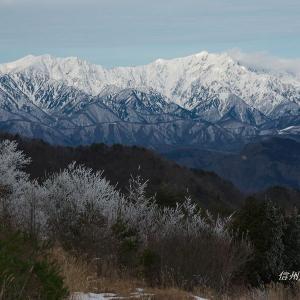 山は見えども雪はなし