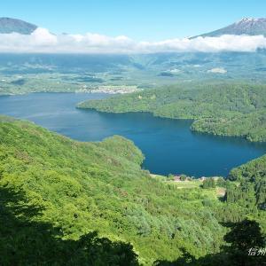 紺碧の芙蓉湖