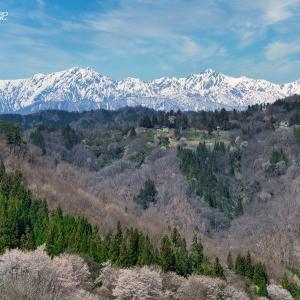 心和む里山の風景