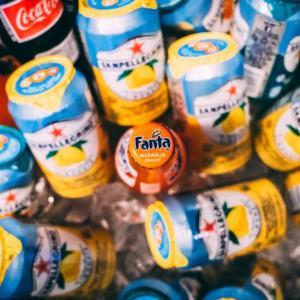 「ファンタ」はドイツ生まれ、イタリア育ち。後にアメリカが逆輸入。