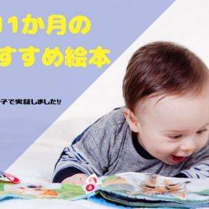 わが子で検証!11か月赤ちゃんのおすすめ絵本