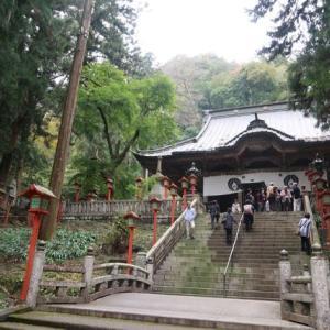 満願寺参拝-栃木市散策