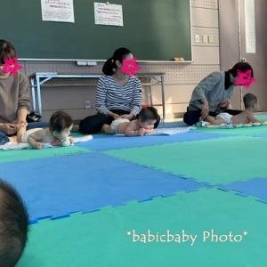 七北田体育館☆ベビーマッサージ