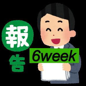 <成果報告>はてなブログ(無料版)初心者高校生の現実:6週目(PV、収益など)
