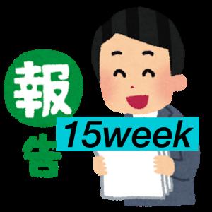 <成果報告>はてなブログ(無料版)初心者高校生の現実:15週目(PV、収益など)