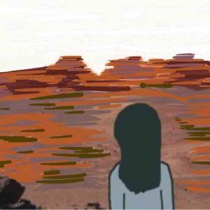 第十二夢 火星だろうか、