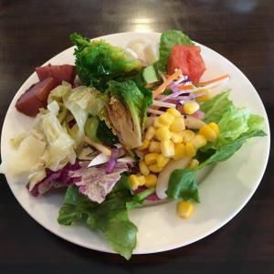 おいしいおすすめの野菜ビュッフェランチ。コスパ良すぎ!