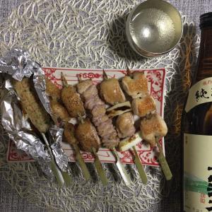 ビブグルマン比内地鶏焼き鳥松本@恵比寿 テイクアウト三昧♪焼き鳥松本もテイクアウト始まってました。