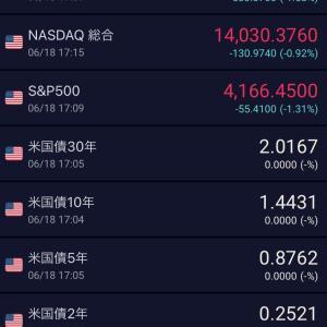 米国株始めてみた。