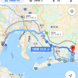 浜名湖へバイクツーリング!舘山寺~弁天島~うなぎ屋(志ぶき)へ行ってきました。