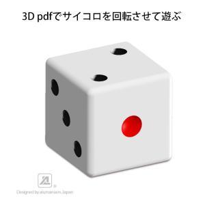 3d pdfを表示する。アクロバットリーダー編