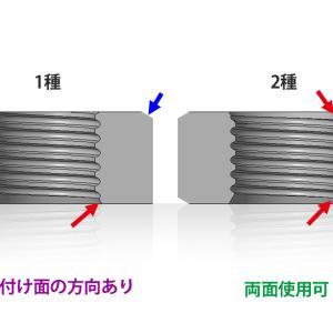 六角ナットJIS規格サイズ早見表と3種類の違い