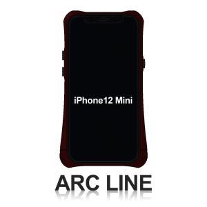 iPhone12 Mini用には新デザインのバンパー