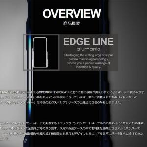 「EDGE LINE for XPERIA 5II」の商品サイトがアップされました