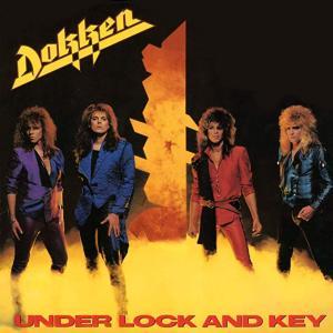 音楽:名盤 DOKKEN「Under Lock & Key」