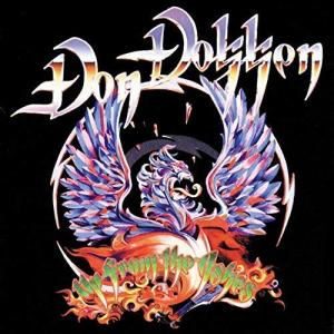 音楽:DON DOKKEN「UP FROM THE ASHES」