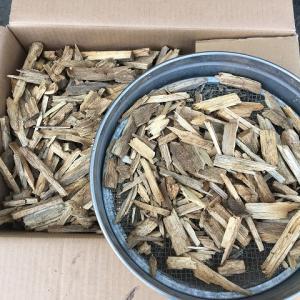オオクワガタ:材割り木片は転倒防止用として売れるだろうか ~結果~