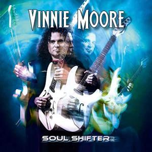 音楽:イメージ・チェンジ VINNIE MOORE「SOUL SHIFTER」