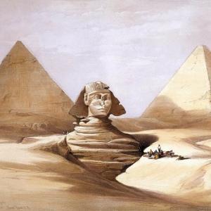 ピラミッドとスフィンクスの下の秘密のチャンバーを探査