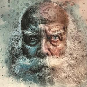 5,000歳でまだ生きている、インドのウッタル・プラデーシュの男